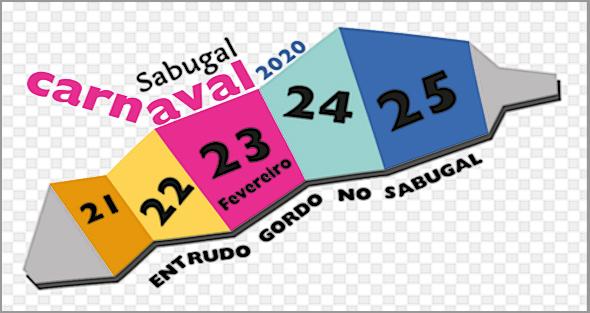 Sabugal: actividades no Carnaval