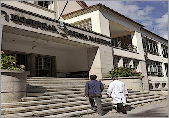 Hospital da Guarda está em causa a falta de assistência