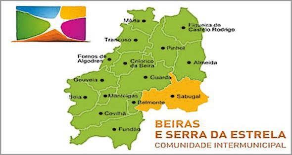 Comunidade Intermunicipal das Beiras e Serra da Estrela