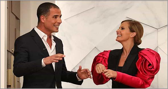 Ricardo Araújo Pereira e Cristina Ferreira reencontram-se na SIC