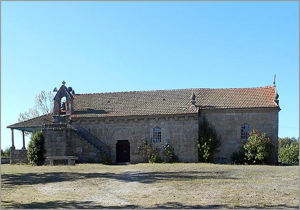 A igreja de Águas Belas com 264 anos