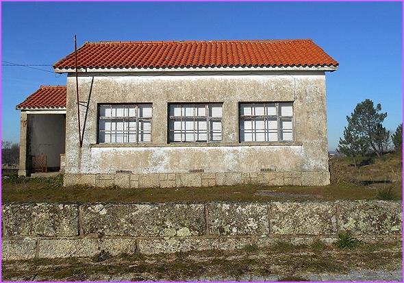 A escola de Águas Belas (Foto: 30-12-2019)