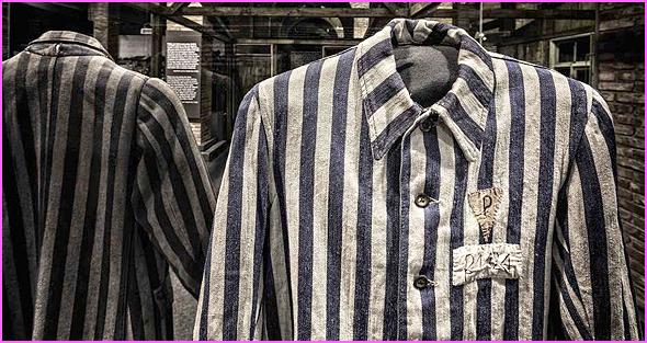 Farda dos prisioneiros de Auschwitz