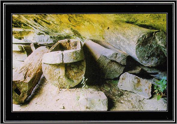 Múmias das cavernas de Sagada