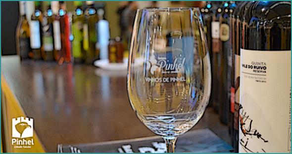 """PInhel: """"Cidade do Vinho 2020"""""""