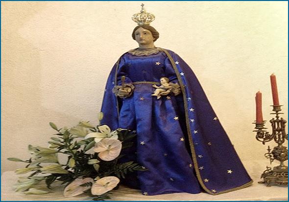Nossa Senhora do Amparo na Aldeia de Joane