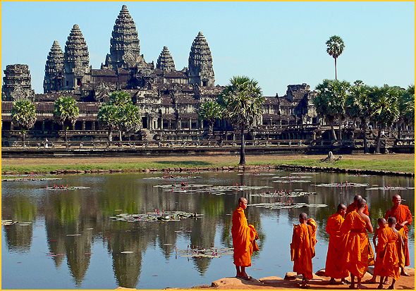 Templo Angkor Vat
