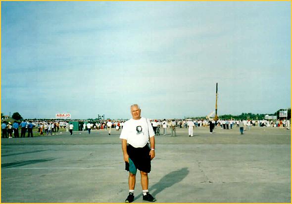Franklim em Santa Marta nas comemorações do 26 de Julho