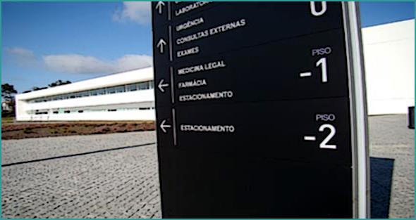 Guarda - Hospital Sousa Martins na frente contra COVID-19
