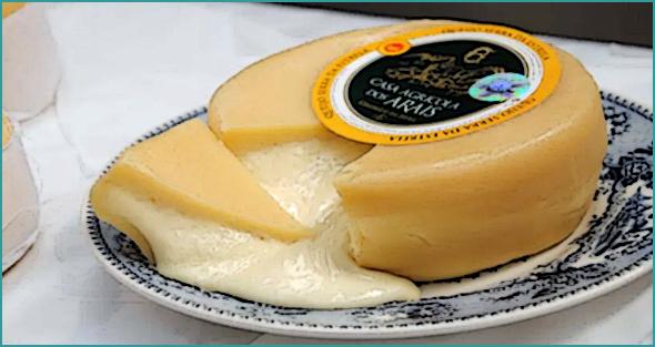 Pouca produção de queijo da Serra da Estrela certificado