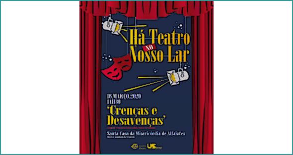 16 de Março, 14.30, na Santa Casa / Alfaiates: há teatro