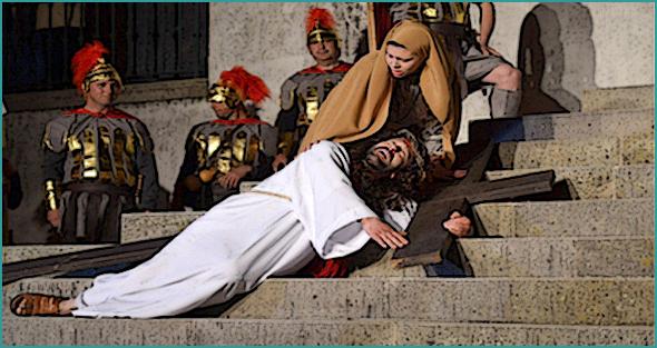 Pinhel vive tradições e manifestações de Fé, da Quaresma e da Páscoa...