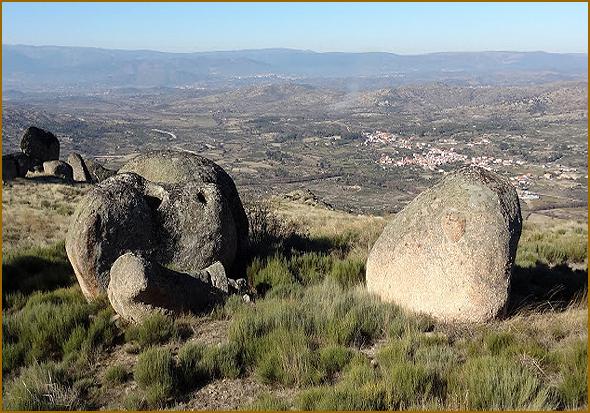 Serra d'Opa no Casteleiro