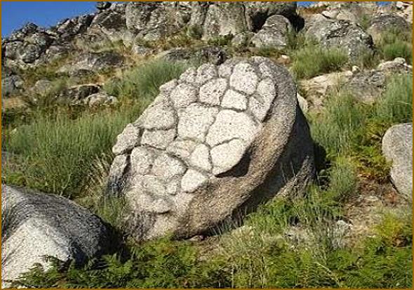 Esta é a «A Tartaruga», na Serra da Gardunha