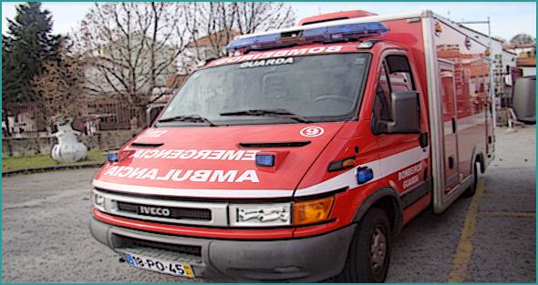 Unidade móvel dos Bombeiros da Guarda vai fazer testes em lares e centros de dia