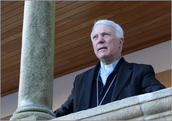 D. Manuel Felício, Bispo da Guarda (Foto: D.R.)
