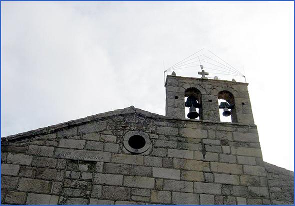 O sino da igreja