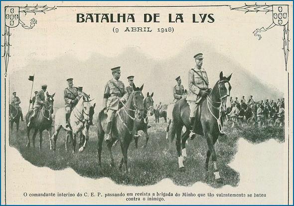 Batalha de La Lys na Primeira Guerra Mundial