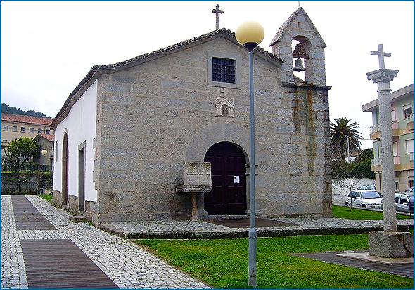 Capela de São Francisco no Fundão