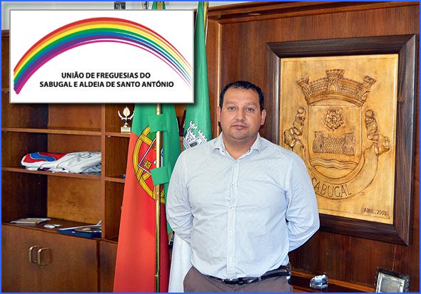 François Baltazar - Presidente da União de Freguesias do Sabugal e Aldeia de Santo António