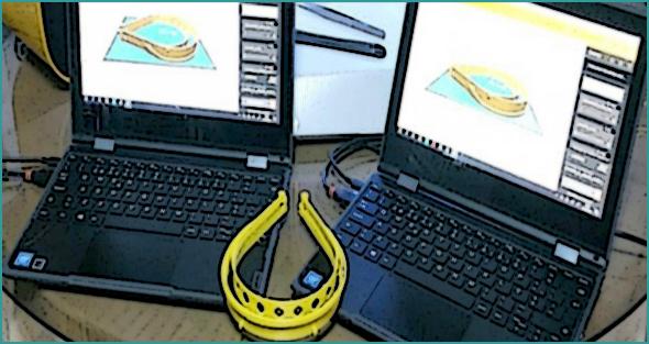 Câmara da Guarda imprime viseiras em impressora 3D