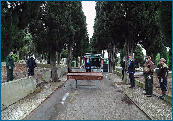 Funeral em tempo de Coronavírus