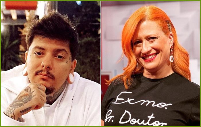 Agir e Joana Latino envolveram-se em polémica esta semana