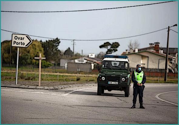 Ovar é o município português com maior nível de imunidade