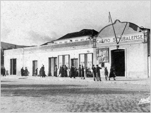 Salão de Festas do Casino Setubalense na cidade de Setúbal