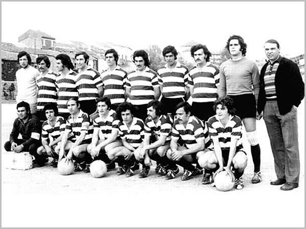 Equipa de futebol do Sporting Clube do Sabugal
