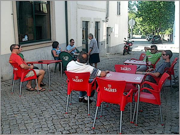 Esplanadas no concelho do Sabugal não pagam...