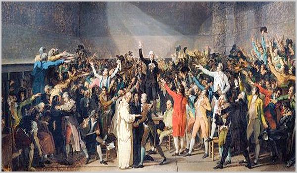 14 de Julho - Dia da Revolução Francesa