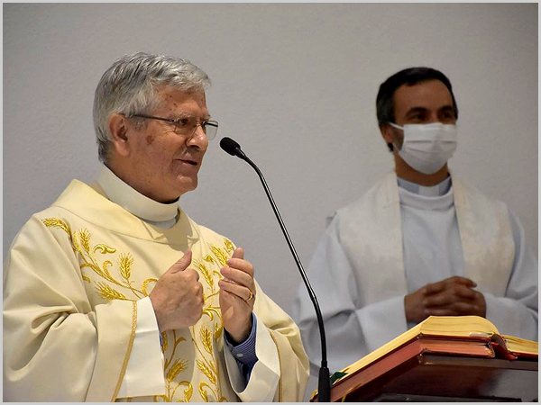 Padre José Gusmão celebrou as Bodas de Ouro de sacerdócio