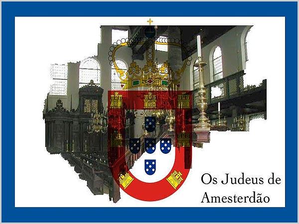 Sinagoga portuguesa em Amesterdão
