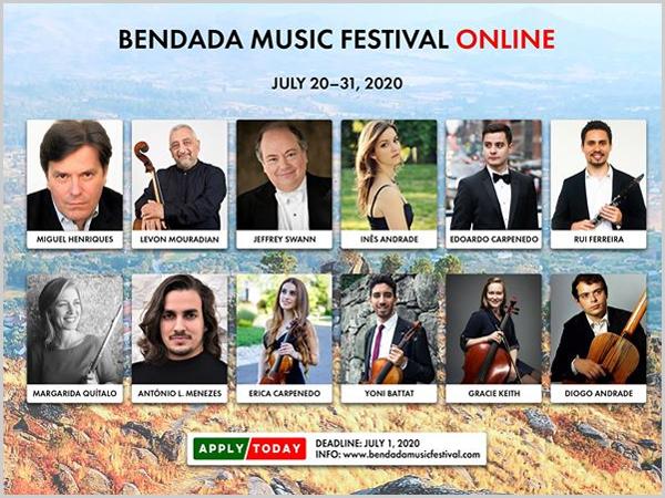 Festival de Música da Bendada