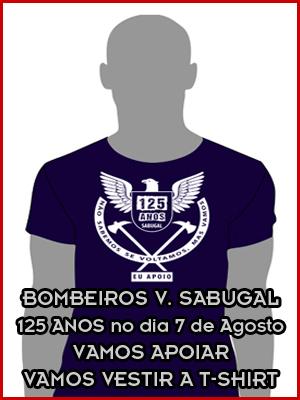 125 Anos dos Bombeiros Voluntários Sabugal