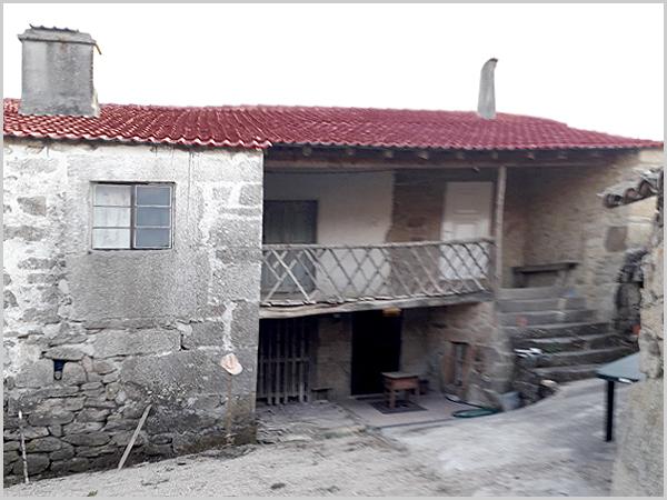 Casa dos pais