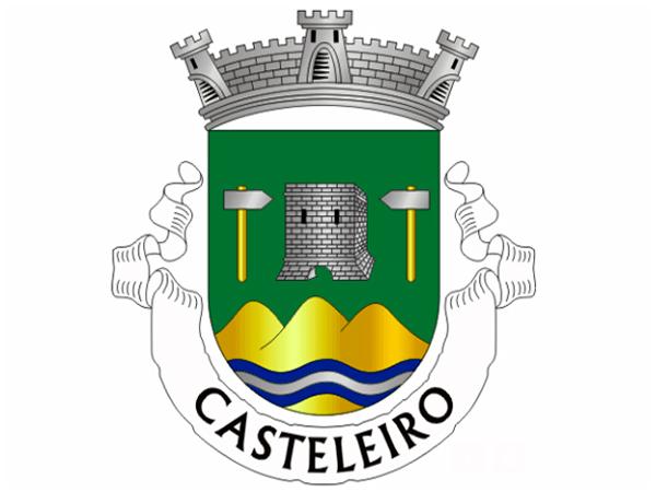 Brasão da Freguesia do Casteleiro no concelho do Sabugal