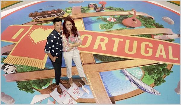 «I Love Portugal» está de volta à RTP este Verão com apresentação de Vasco Palmeirim e Filomena Cautela