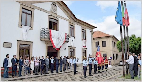 Festa no feriado municipal de Figueira de Castelo Rodrigo