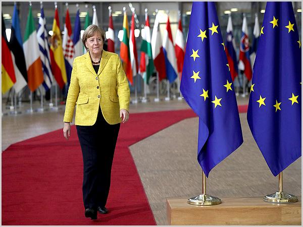 Angela Merkel é a mulher mais poderosa do planeta