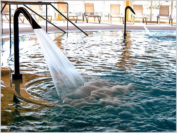 Termas do Cró - águas terapêuticas seja por motivos de saúde ou de lazer