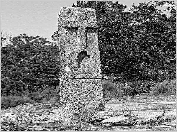 Cruzeiro do Caminho do Marinhol (data 1844 ?)