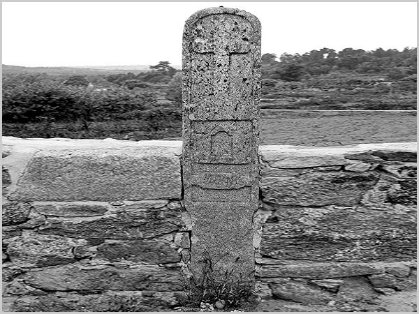 Cruzeiro dentro da povoação (data 1878 ?)
