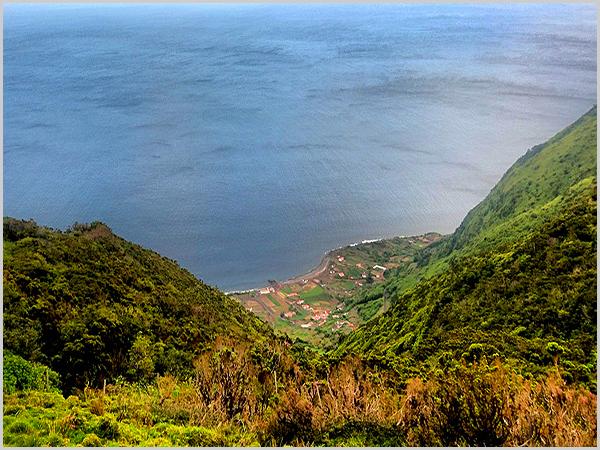 A montanha, o homem e o mar