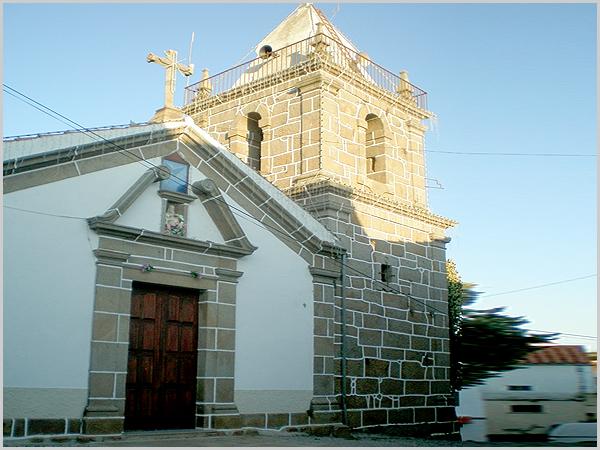 Igreja Matriz de Quadrazais