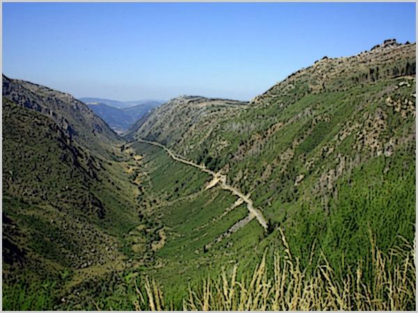 Geopark de Manteigas, agora reconhecido pela UNESCO, mas...