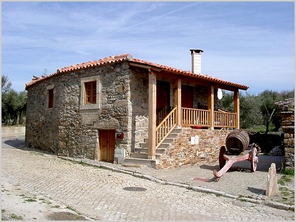Casa em pedra da Beira Alta