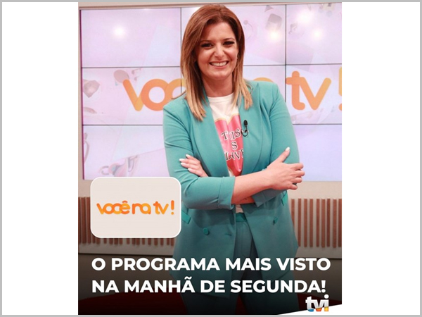 Maria Botelho Moniz está a ser uma surpresa muito útil à TVI