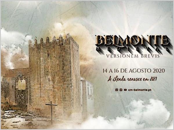 «Belmonte Medieval – A Lenda» regressa em 2021